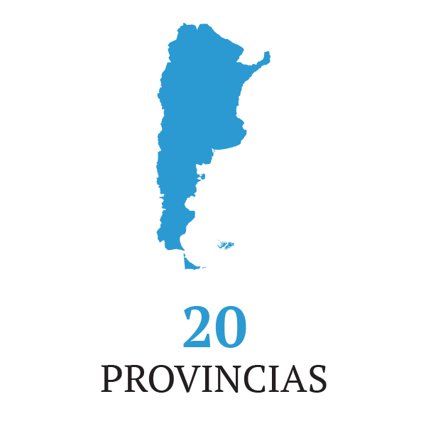 20 provincias