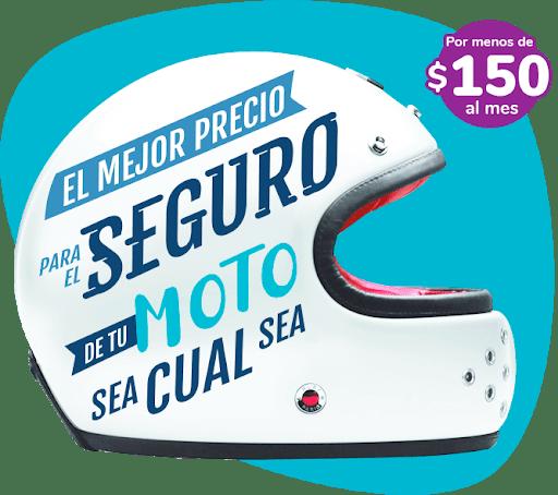 El mejor precio para tu seguro de moto