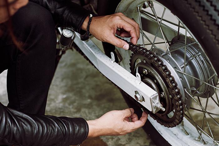 Guía gratis para hacer mantemiento a la moto