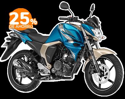 Seguro de Moto con 25% de ahorro