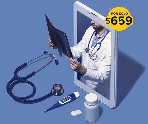 Contratá tu Seguro de Salud desde $659