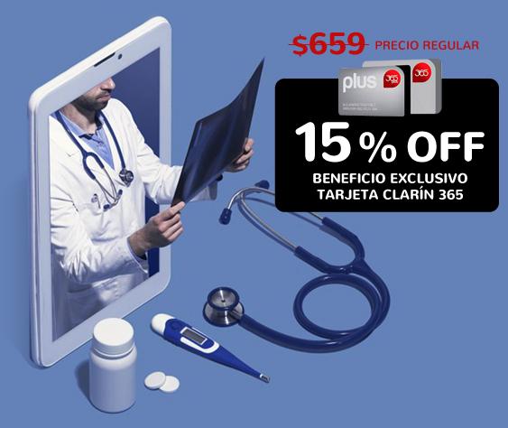 15% OFF exclusivo tarjeta 365