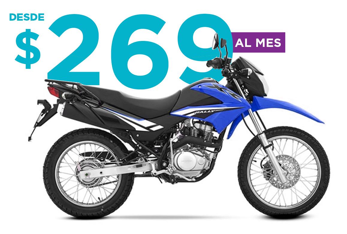 Seguro de Moto desde $269