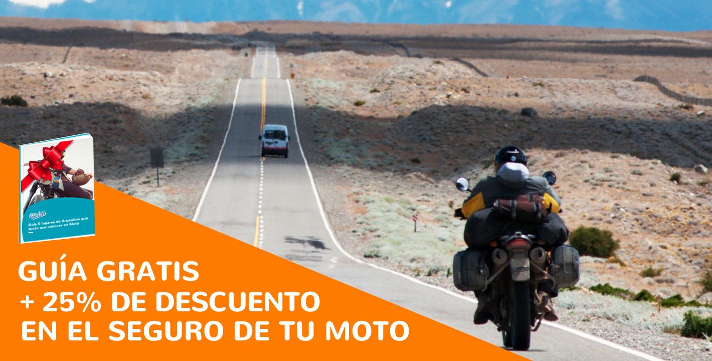 5 Lugares para recorrer en Moto