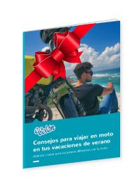 Consejos para viajar en moto en tus vacaciones de verano