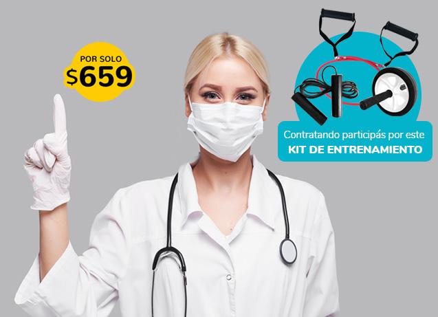Seguro de Salud desde $659
